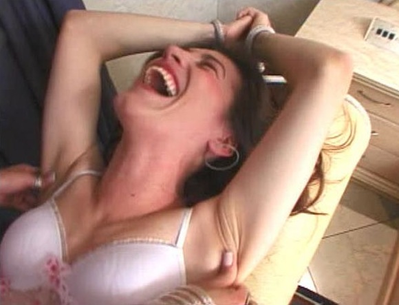 Blonde multiple orgasm